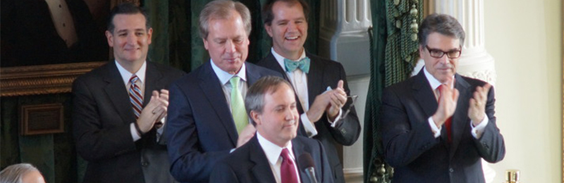 paxton swearing in