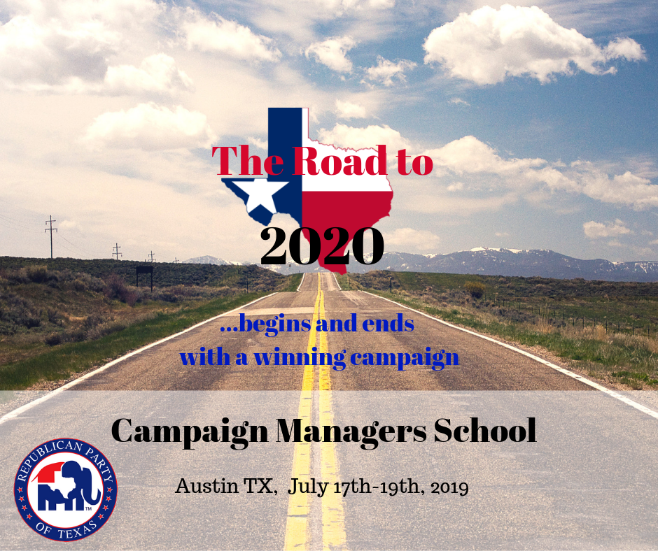 Campaign Management School - Republican Party of TexasRepublican